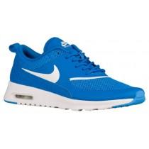 Nike Sportswear Air Max Thea - Blue Spark/Summit White - Women's Running Shoes