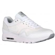 Nike Sportswear Air Max 1 Ultra Essentials - White/Wolf Grey/Pure Platinum/Metallic Silver - Women's Trainers