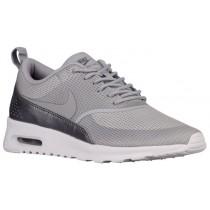 Nike Air Max Thea Premium - Grey Mist - Women's Trainers