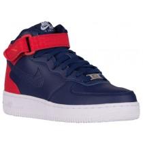 Nike Sportswear Air Force 1 '07 Mid - Women's Casual Shoes - Loyal Blue