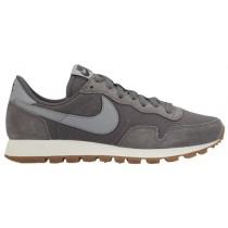 Nike Sportswear Air Pegasus 83 - Women's Running Shoe - Dark Grey/Stealth/Black/Sail