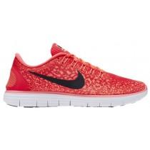 Nike Free RN Distance - Bright Crimson - Women's Running Shoe