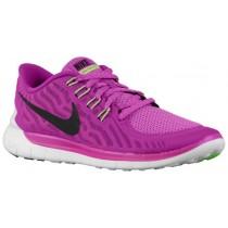 Nike Performance Free 5.0 - Fuchsia Flash/Pink Pow/Hot Lava/Black - Women's Trainers