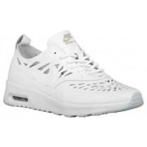 Nike Sportswear Air Max Thea Joli - Women's Running Shoes - White/Grey Mist/Grey Mist