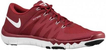 Nike Free Trainer 5.0 V6 - Team Crimson/White/Black - Men's Running Shoe