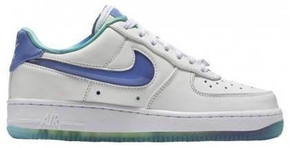 Nike Sportswear Air Force 1 '07 LV8 - Ladies Shoes - White/Bluecap