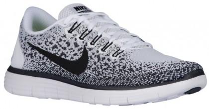 Nike Performance Free RN Distance Platinum - White/Dark Grey/Anthracite/Black - Men's Running Shoe