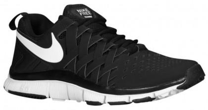 Nike Free Trainer 5.0 Weave - Men's Running Shoe - Black/White