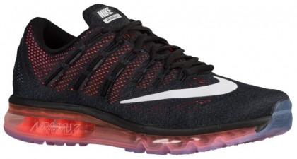 Nike Sportswear Air Max 2016 - Black/Total Crimson/Squadron Blue/White - Men's Shoes