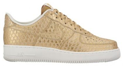 Nike Sportswear Air Force 1 LV8 - Metallic Gold/Summit White - Men's Shoes