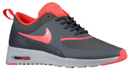 Nike Sportswear Air Max Thea - Dark Grey/Pure Platinum/Hyper Punch - Ladies Trainers