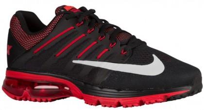 Nike Sportswear Air Max Excellerate 4 - Black/University Red/Bright Crimson/White - Men's Running Shoe