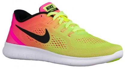 Nike Performance Free RN ULTD - Men's Running Shoe - Multi Color