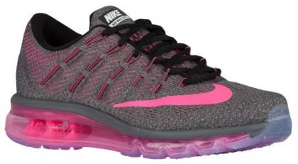 Nike Sportswear Air Max 2016 - Dark Grey/Black/Wolf Grey/Pink Blast - Women's Shoes