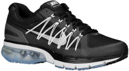 Nike Sportswear Air Max Excellerate - Women's Running Shoe - Black/Metallic Silver/White/Dark Grey