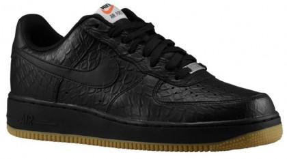 Nike Air Force 1 LV8 - Black/Gum Light Brown - Men's Shoes