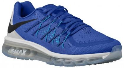 Nike Air Max 2015 - Game Royal/White/Blue Lagoon/Black - Men's Running Shoes
