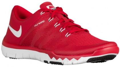 Nike Free Trainer 5.0 V6 - Gym Red/White/Black - Men's Running Shoe