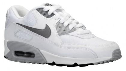 Nike Sportswear Air Max 90 Essential - Ladies Running Shoes - White/Wolf Grey/Black/Cool Grey