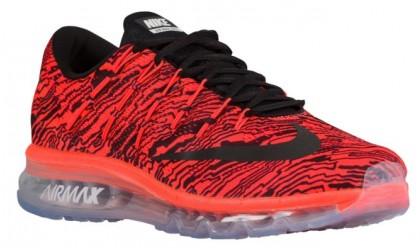 Nike Sportswear Air Max 2016 - Men's Shoes - Total Crimson/Black/Print