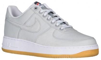 Nike Sportswear Air Force 1 LV8 - Wolf Grey/White/Gum Light Brown - Men's Sneaker