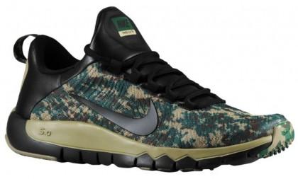 Nike Free Trainer 5.0 Camo - Green Military - Men's Running Shoe