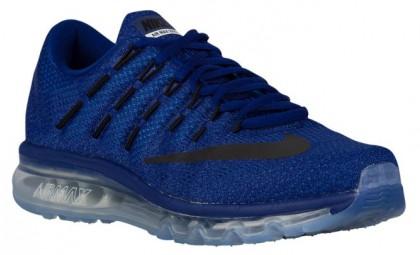 Nike Sportswear Air Max 2016 - Men's Shoes - Deep Royal Blue/Racer Blue/Photo Blue/Black