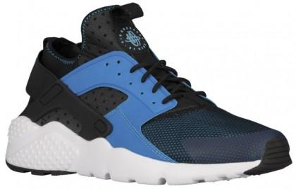 Nike Sportswear Air Huarache Run Ultra - Men's Trainers - Blue Lagoon/Black/White