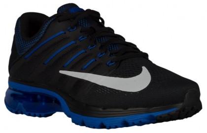 Nike Sportswear Air Max Excellerate 4 - Black/Game Royal/Deep Royal/White - Men's Running Shoe