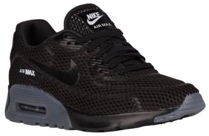 Nike Air Max 90 Ultra Breathe - Women's Trainers - Black/Cool Grey