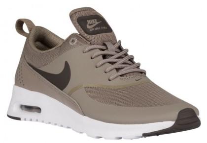 Nike Sportswear Air Max Thea - Iron/Dark Storm/White - Women's Running Shoes