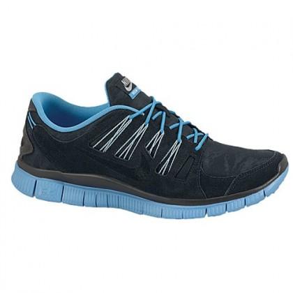 Nike Performance Free 5.0+ EXT - Men's Training Shoe - Black/Anthracite/Sail